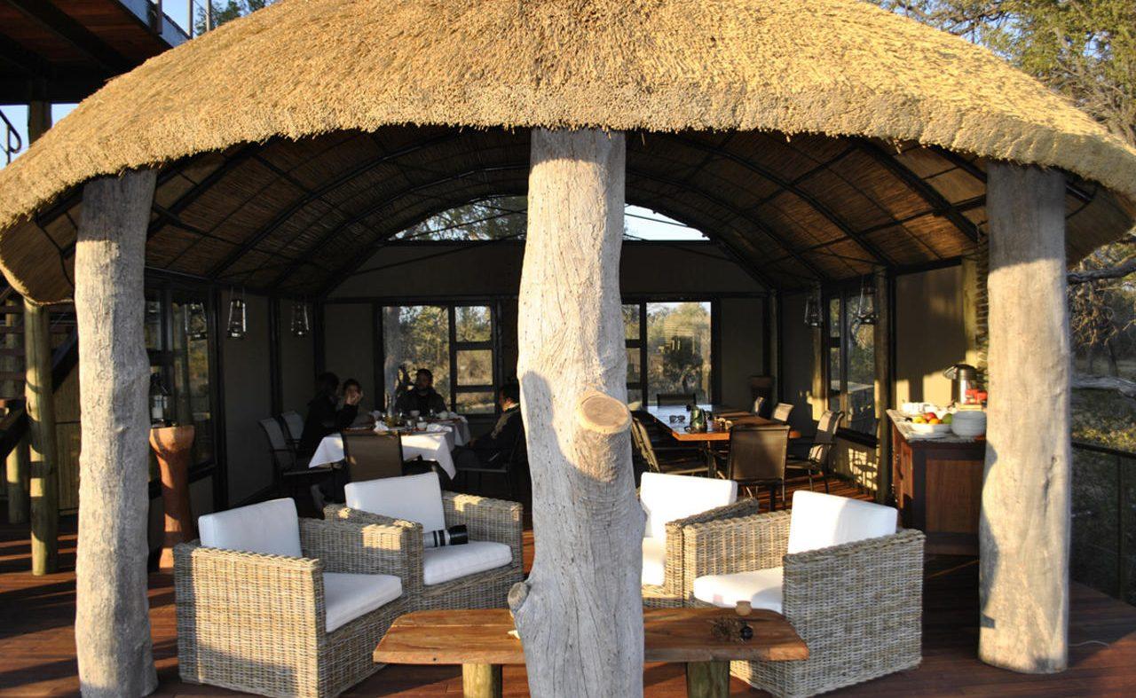 Lounge von Nkasa Lupala