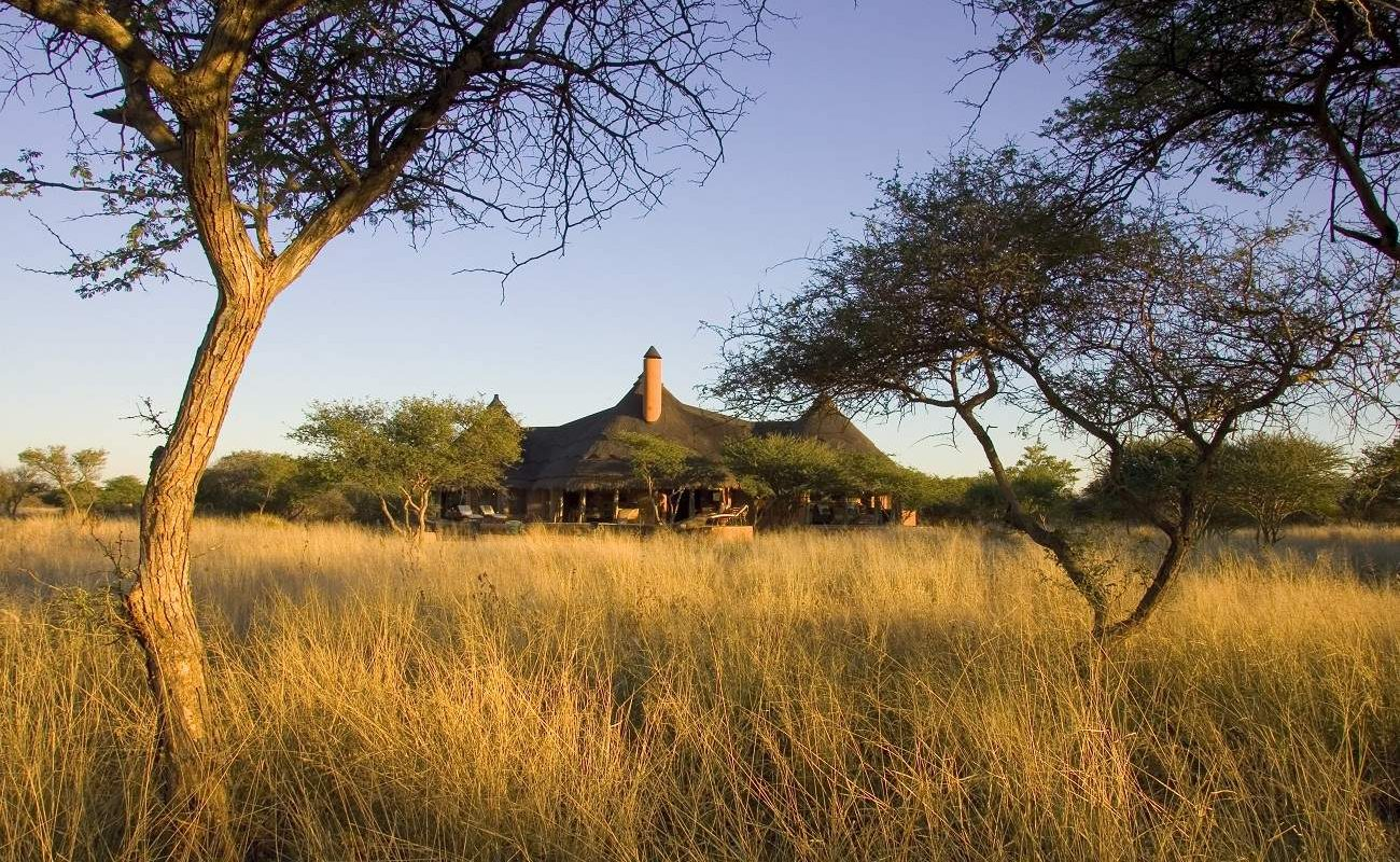 Bush Suite im privaten Wildreservat Okonjima