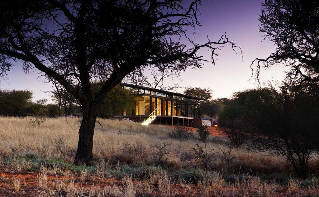 Eine Villa von Otjimbondona