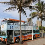 Ricksha Bus Durban - Sightseeing