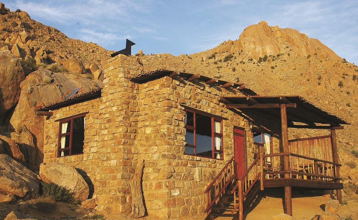 Eagles Nest bei Klein Aus in Namibia