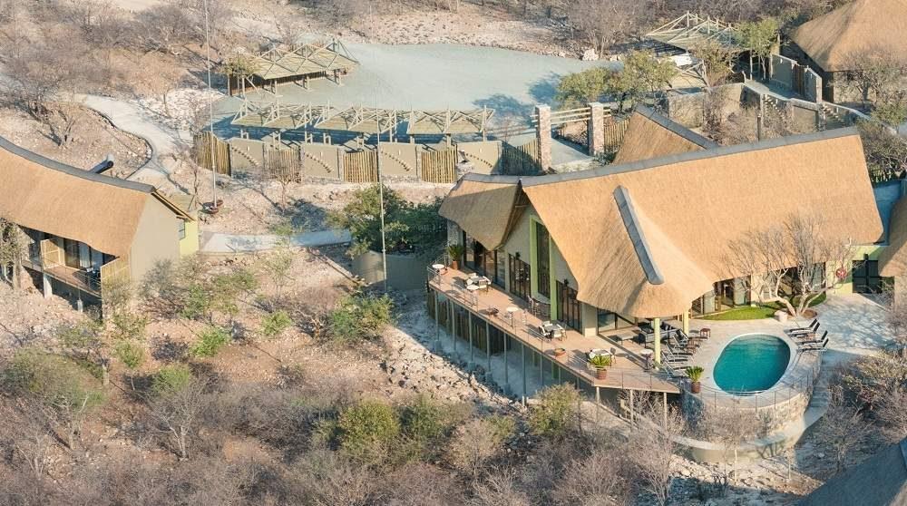 Safarihoek Lodge Etosha Heights Namibia
