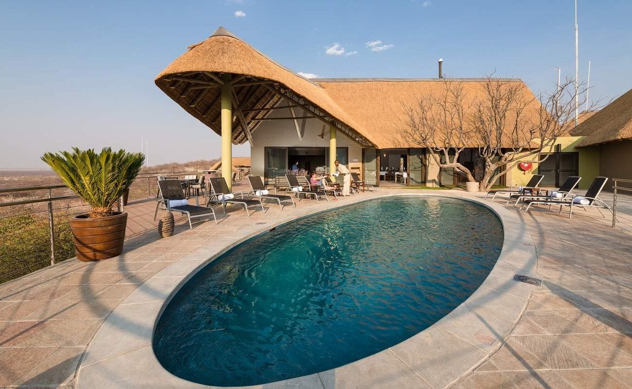 Pool von Safarihoek