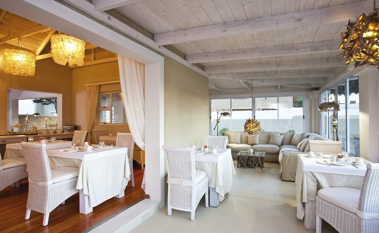 Frühstücksraum des Swakopmund Guesthouse