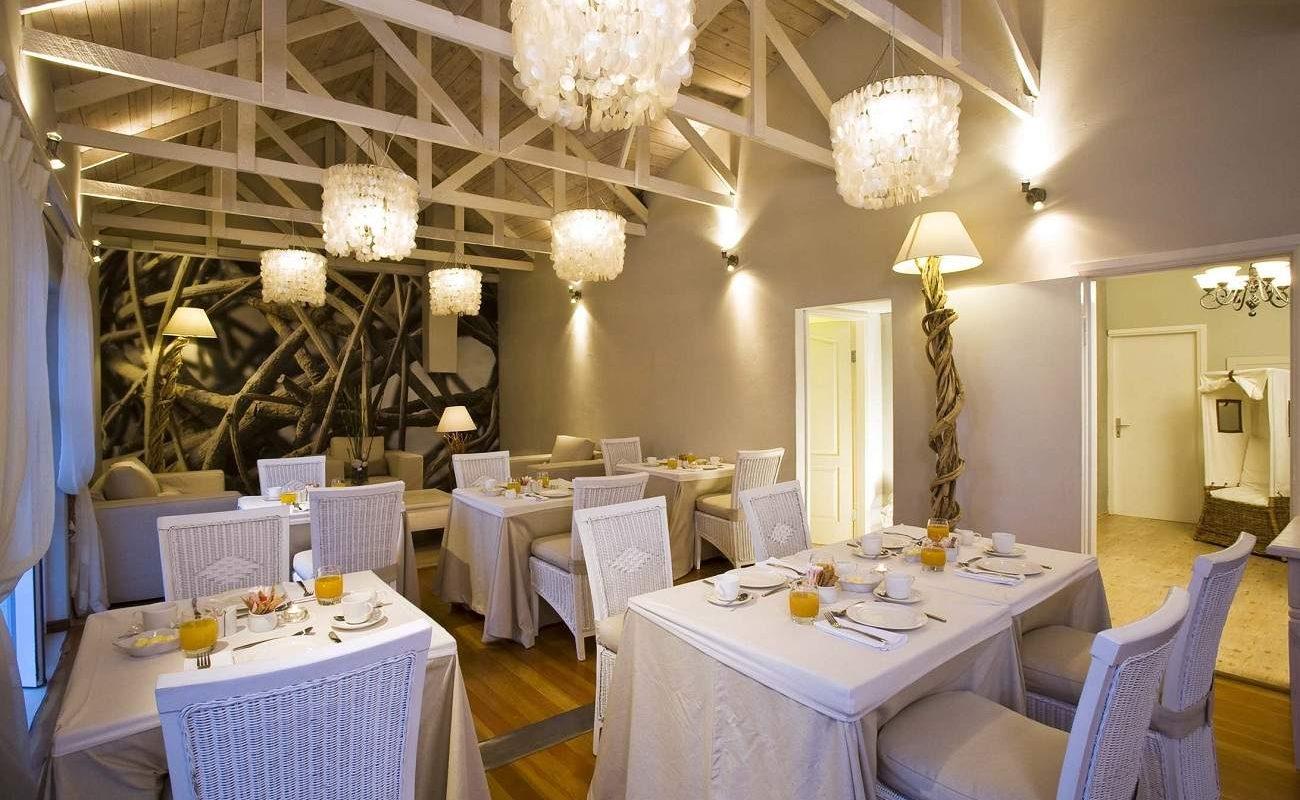 Frühstücksraum im Swakopmund Guesthouse