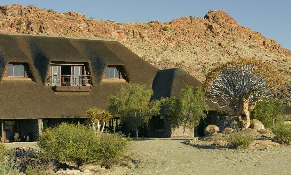 Tutwa Desert Lodge Kalahari Augrabies Südafrika