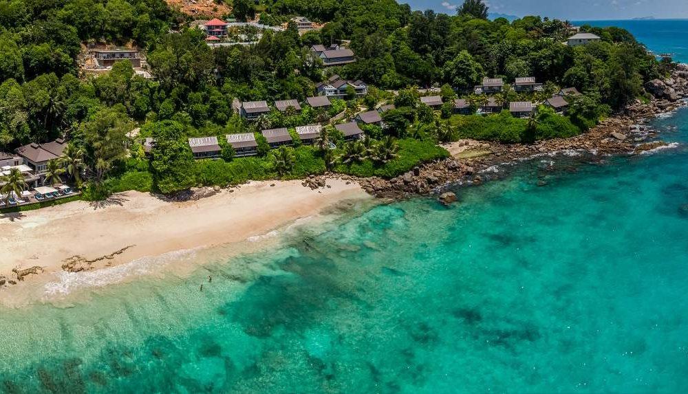 Carana Beach Mahe Seychellen