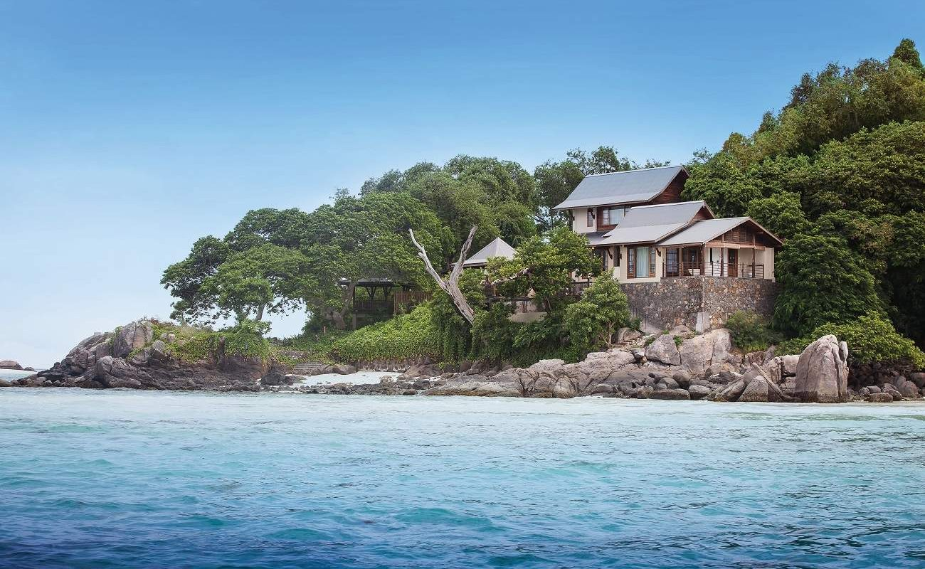 Owners Villa von Enchanted Island auf den Seychellen