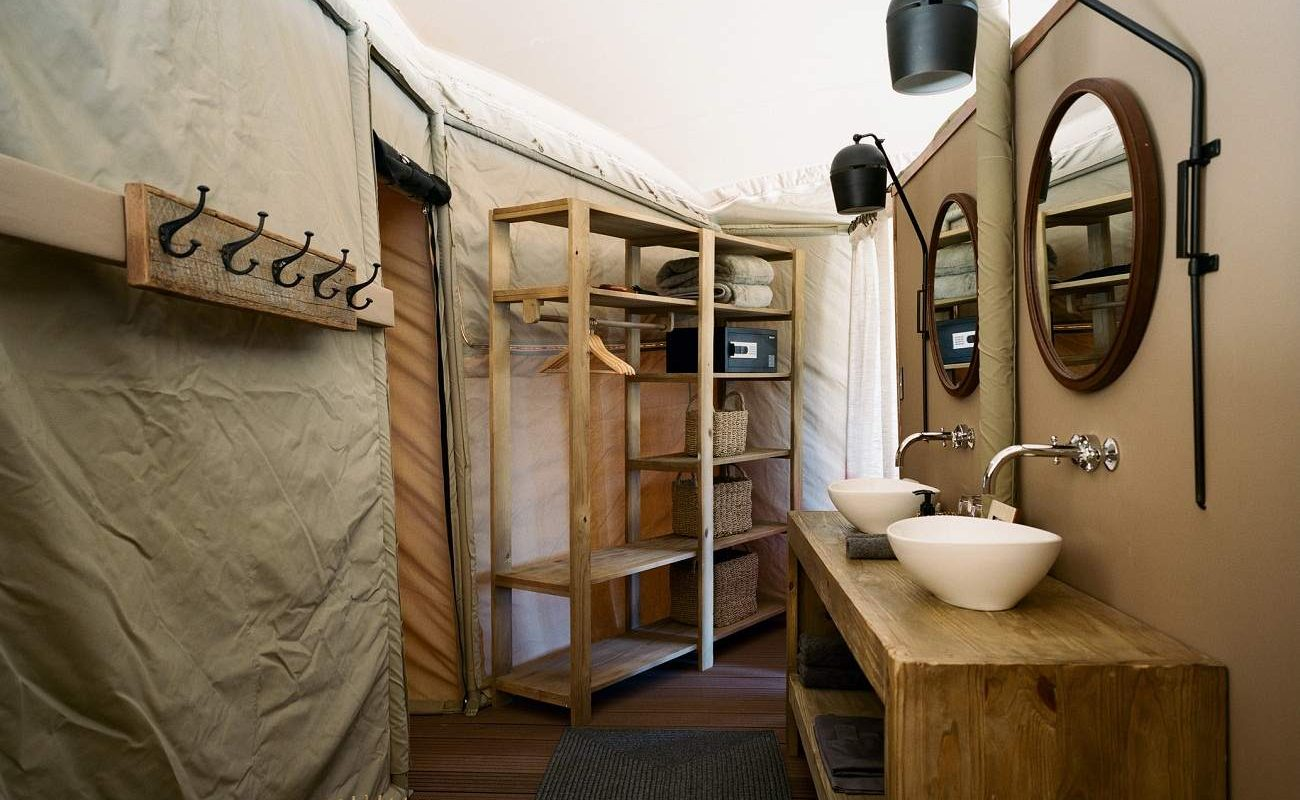Badezimmer von Hoanib Valley
