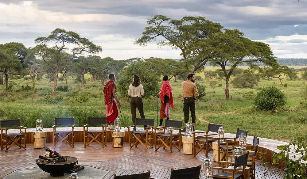 Buchen Sie das Luxuscamp Swala in Tansania mit Genuss Touren