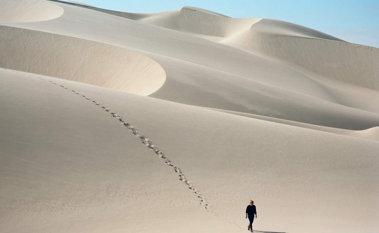 Dünen im Skeleton Coast Nationalpark