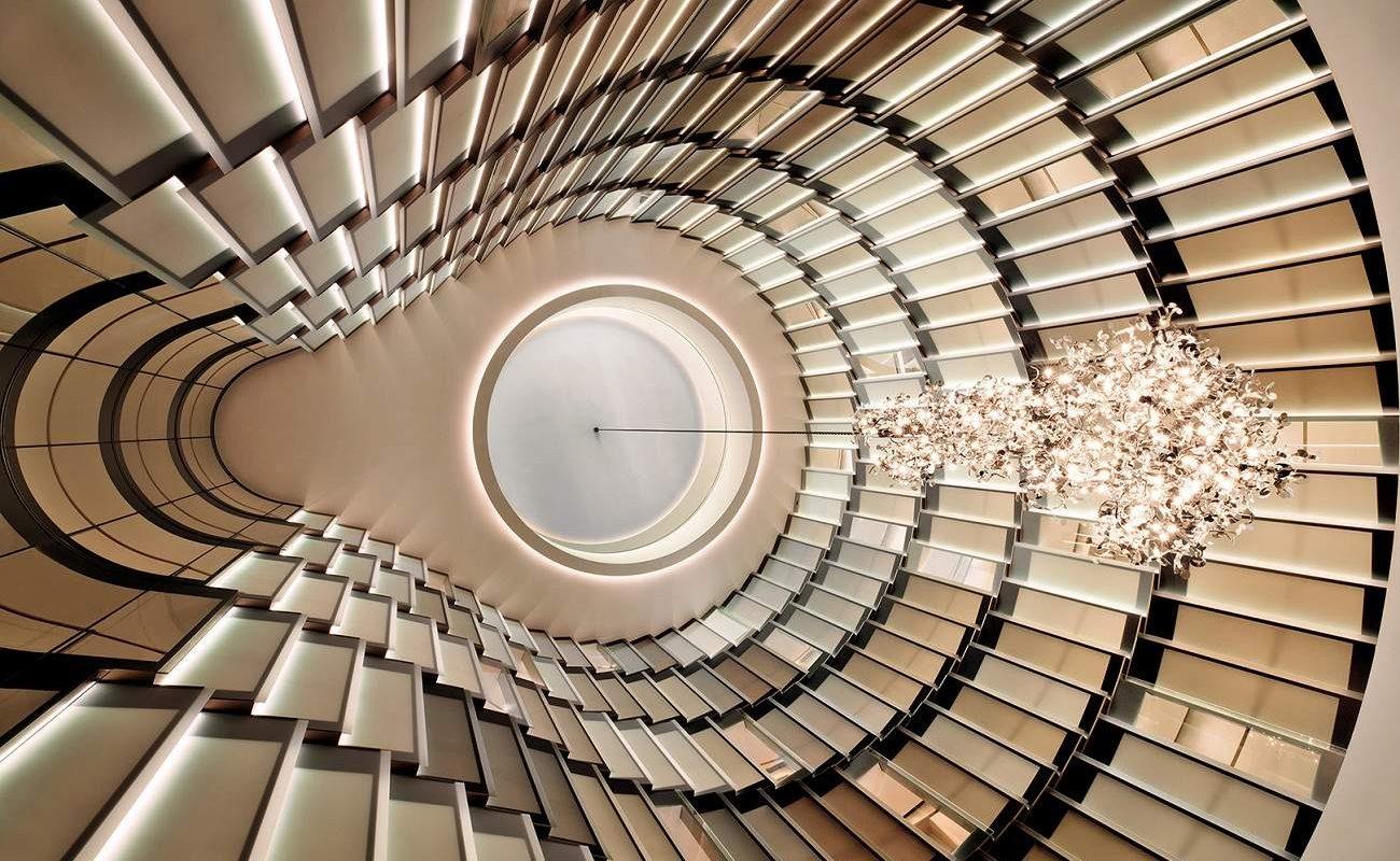 Atrium des Fontenay
