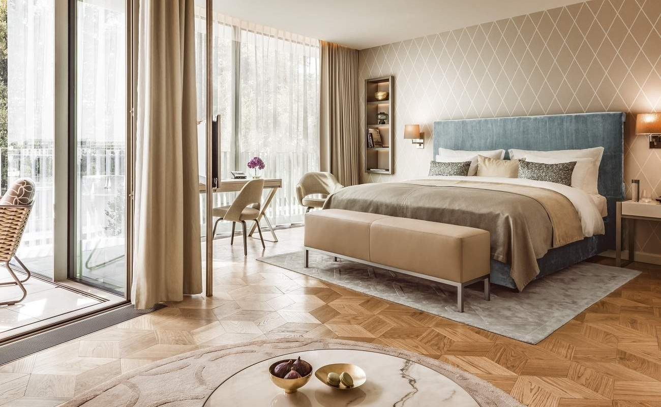 Deluxe Zimmer The Fontenay