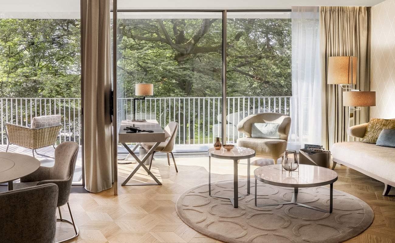 Zimmer im The Fontenay
