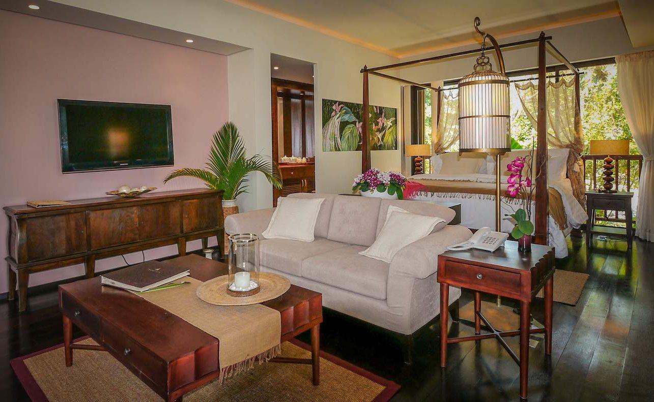 Orkid Suite in Dhevatara Beach