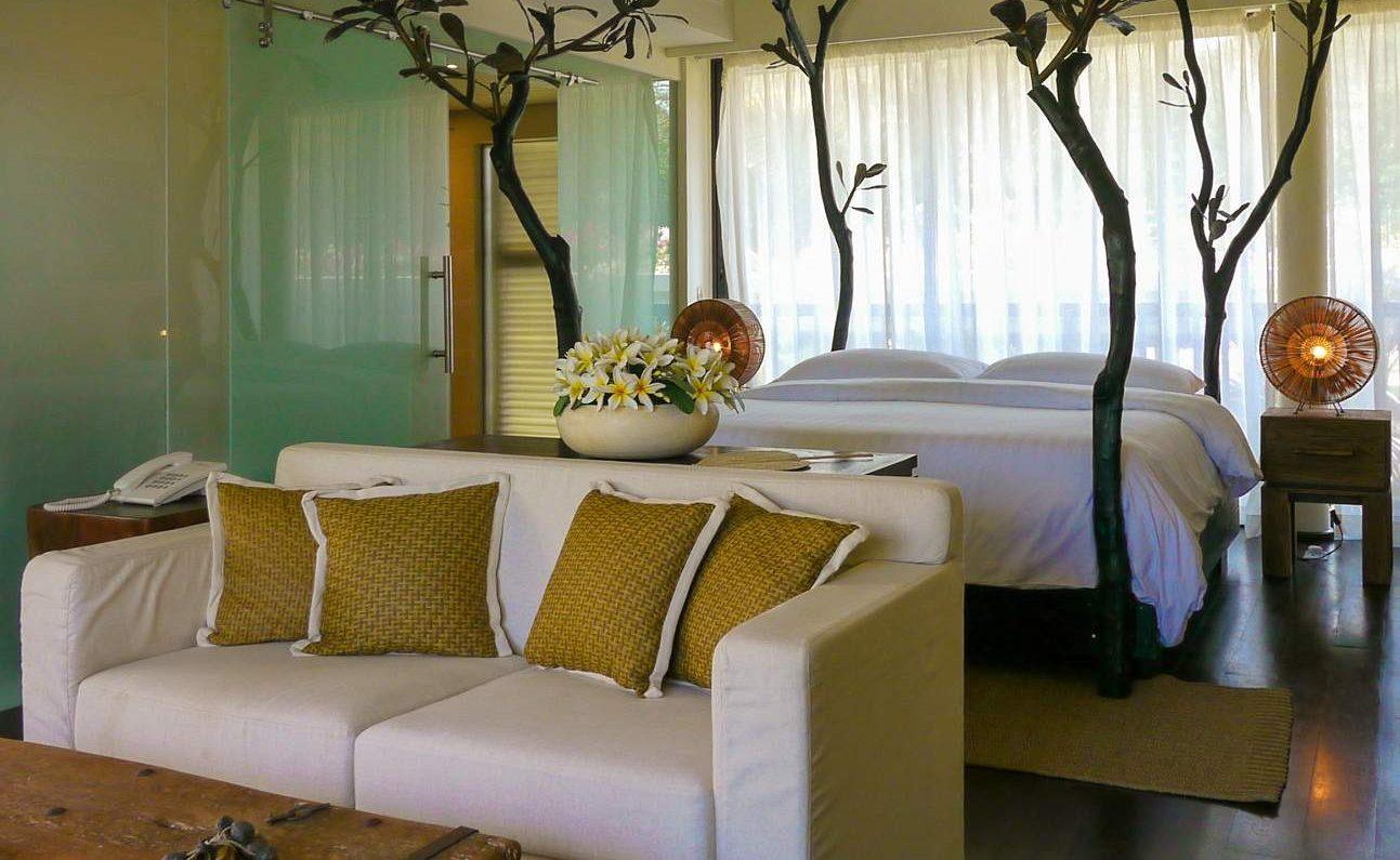 Paradise Suite in Dhevatara Beach
