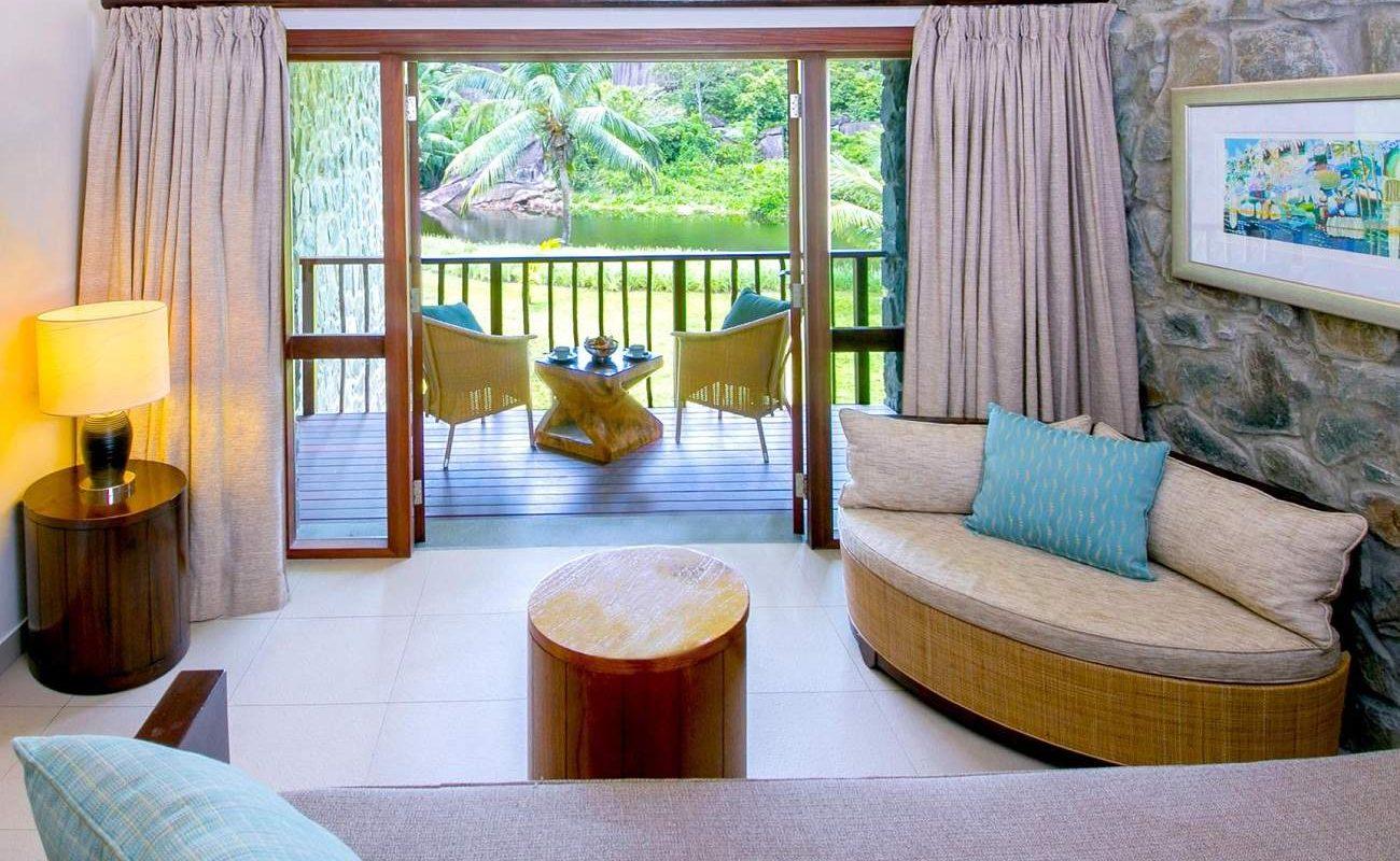 Hillview Zimmer im Kempinski Seychelles