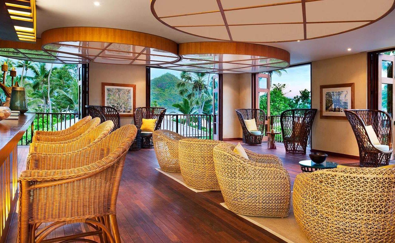 Planters Bar im Kempinski Seychelles