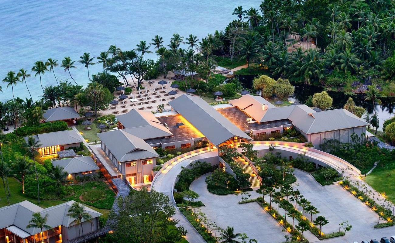 Kempinski Seychelles Gesamtansicht