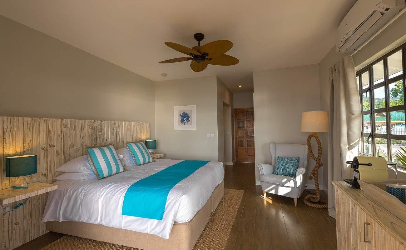 King Garden Room im Le Nautile auf den Seychellen