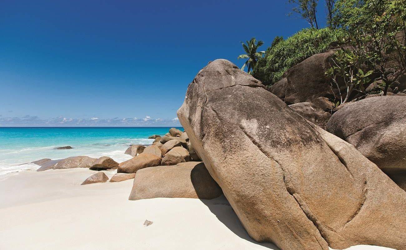 Inselhopping auf den Seychellen zum Lemuria Resort auf Praslin