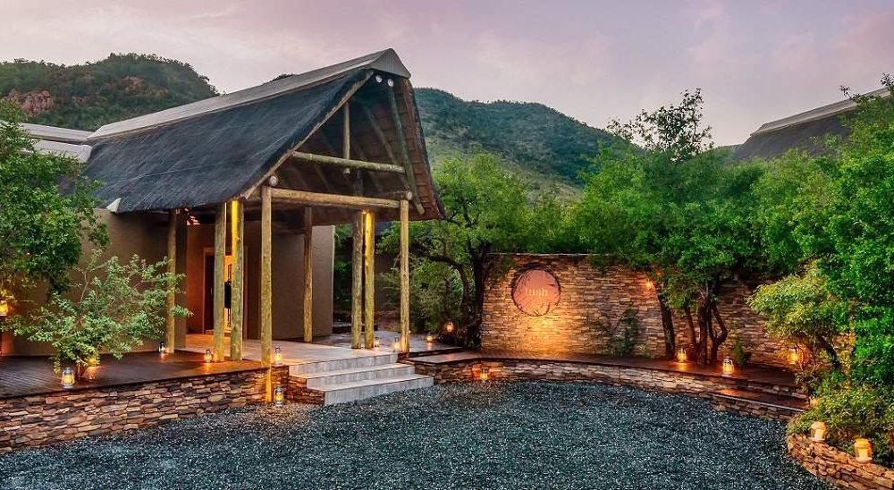Lush Private Lodge Pilanesberg Südafrika