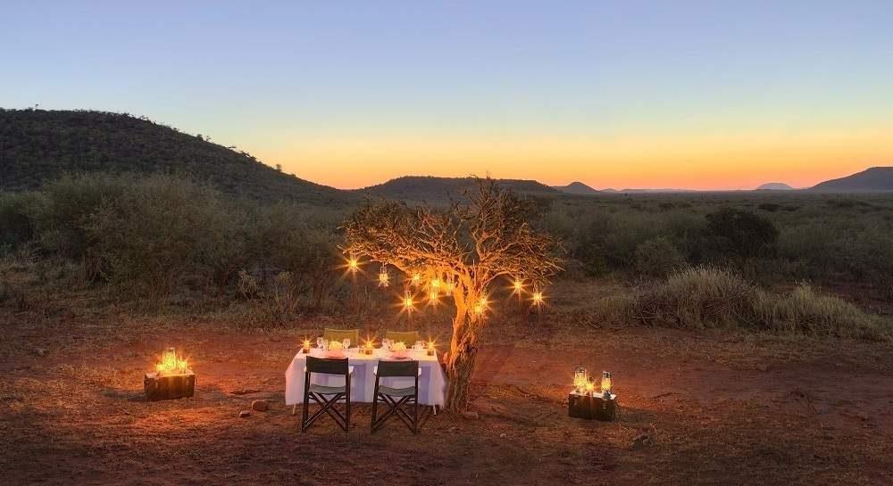 Luxussafaris im Norden von Südafrika