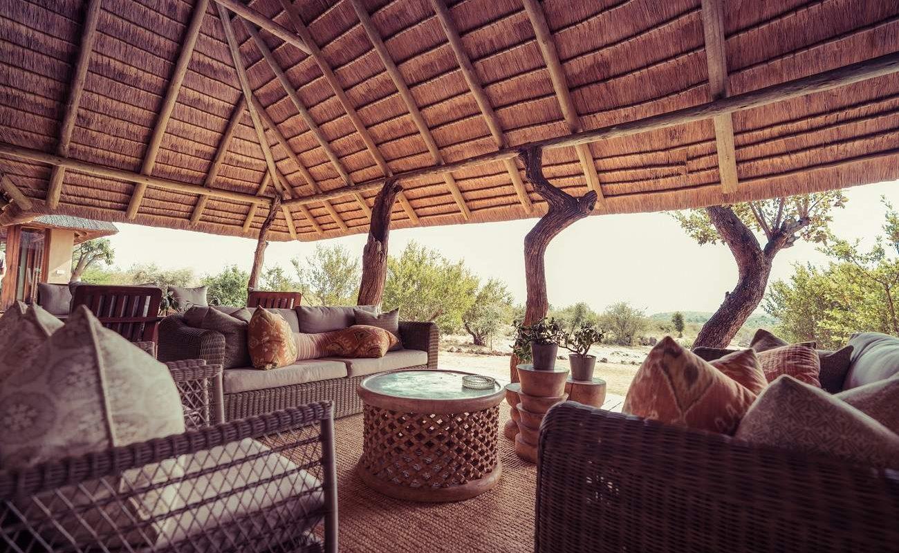 Lounge von Rhulani