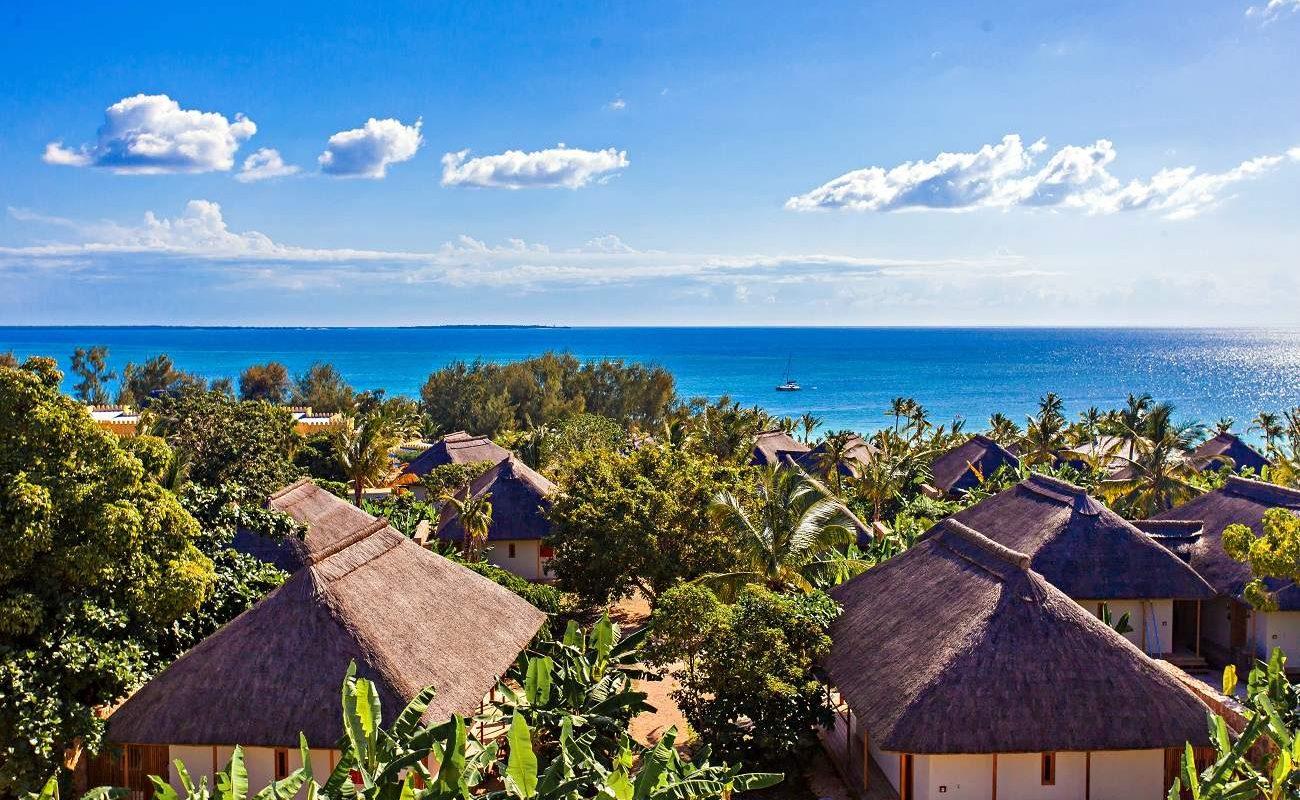 Gesamtansicht von Zuri Zanzibar