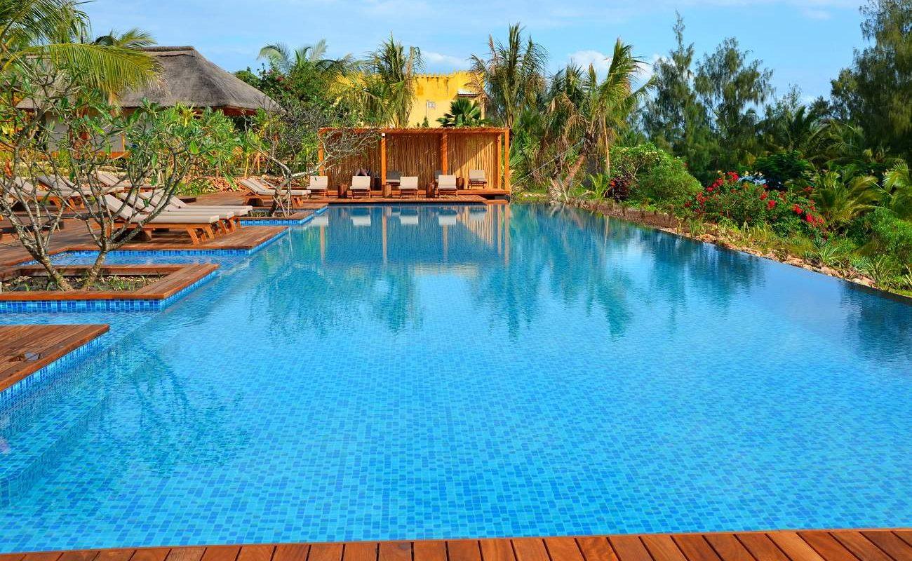 Pool von Zuri Zanzibar