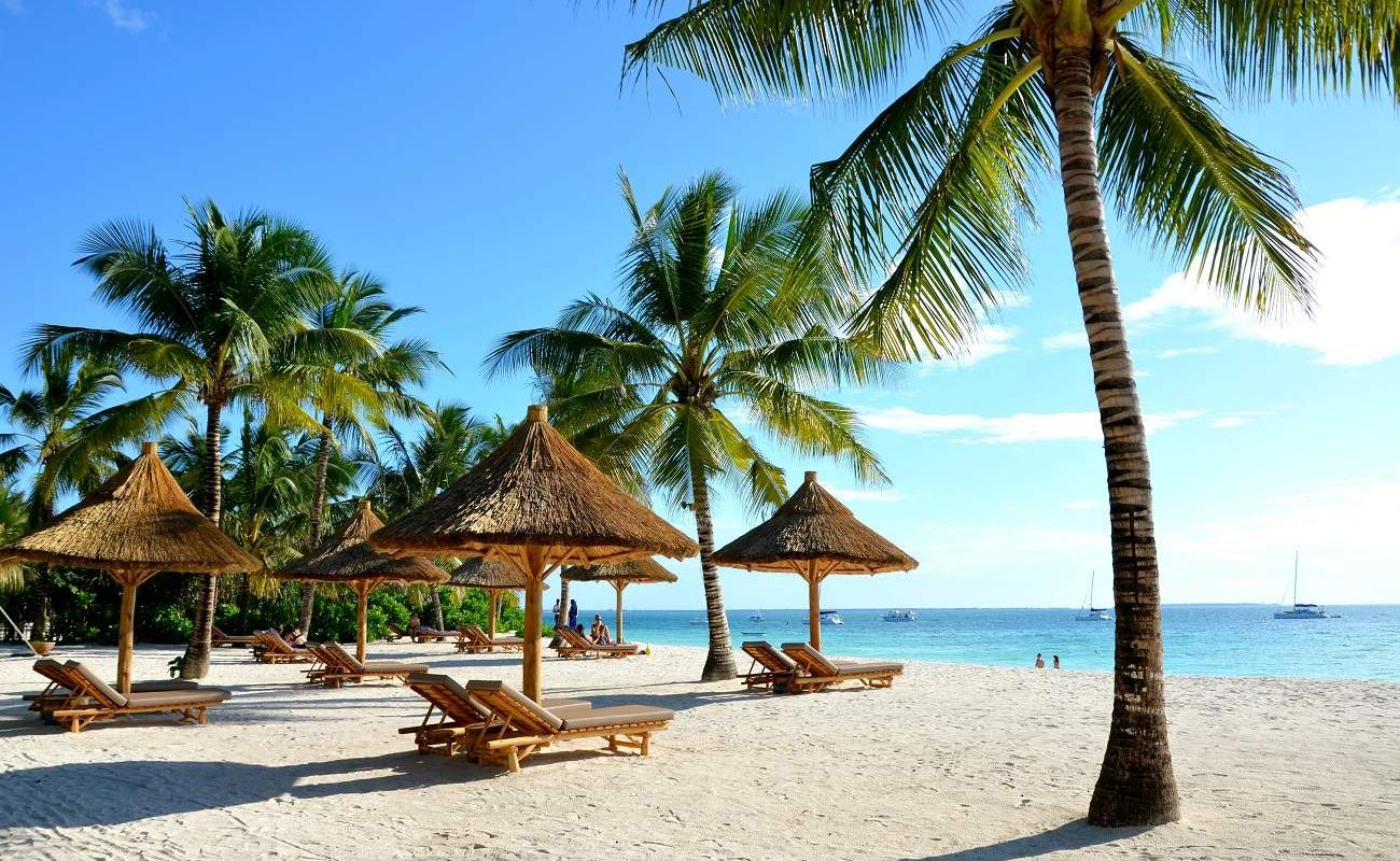 Am Traumstrand des Zuri Zanzibar