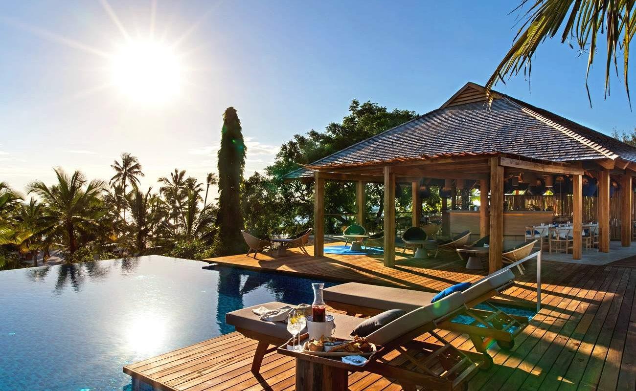 Sundowner im Zuri Zanzibar