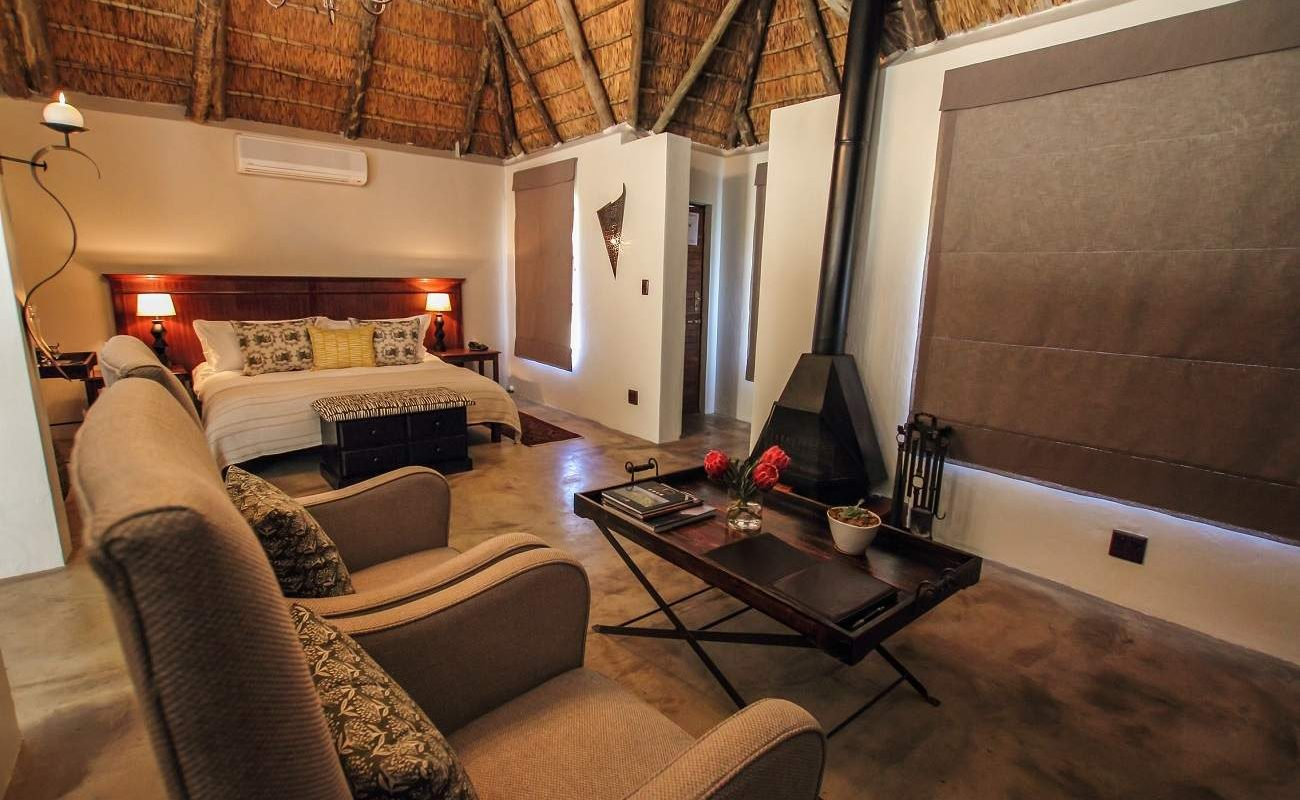 Suite der Bukela Lodge