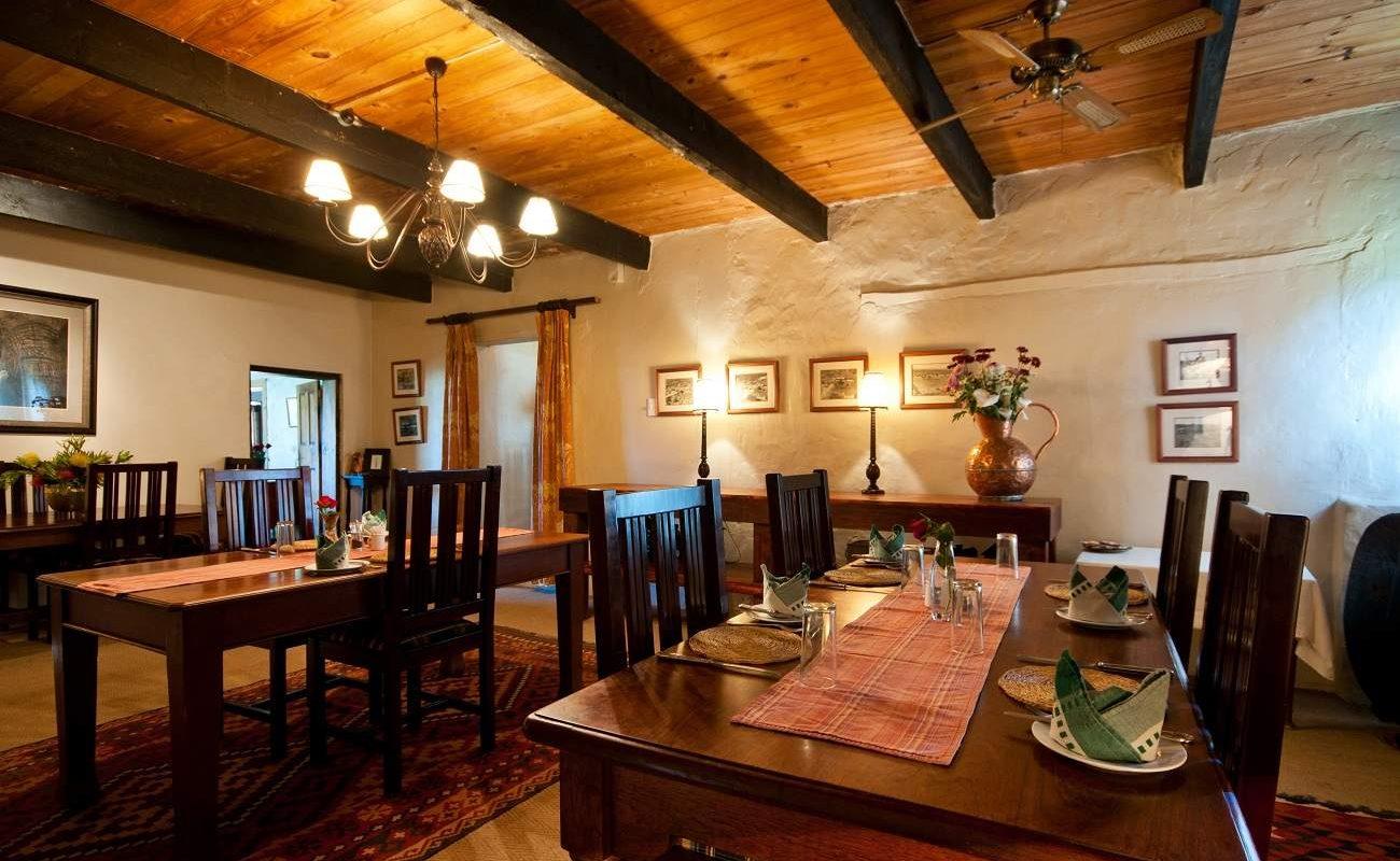 Speisezimmer im Leeuwenbosch Country House