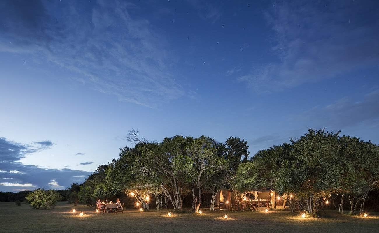 Abendstimmung in Encounter Mara