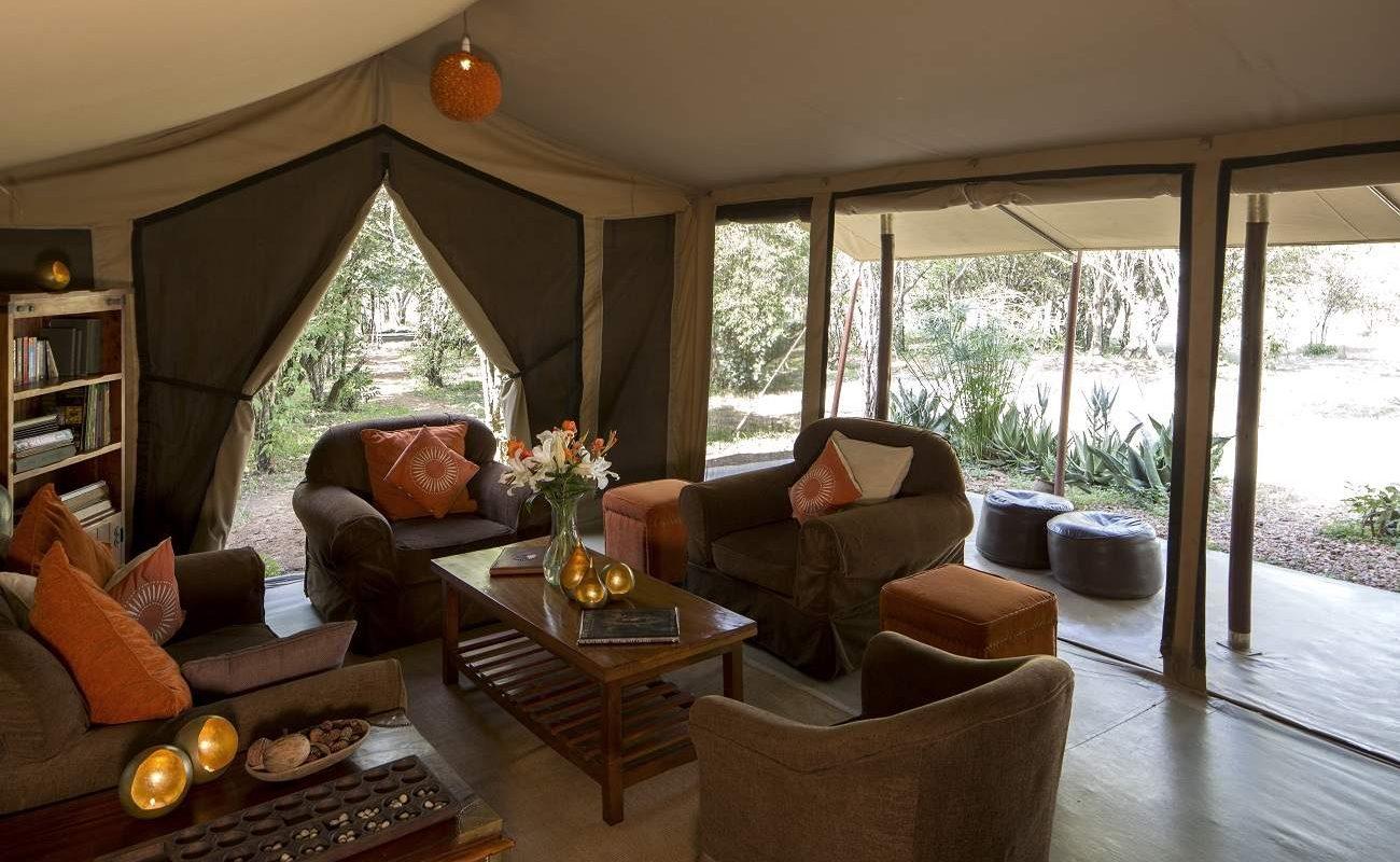 Lounge von Encounter Mara