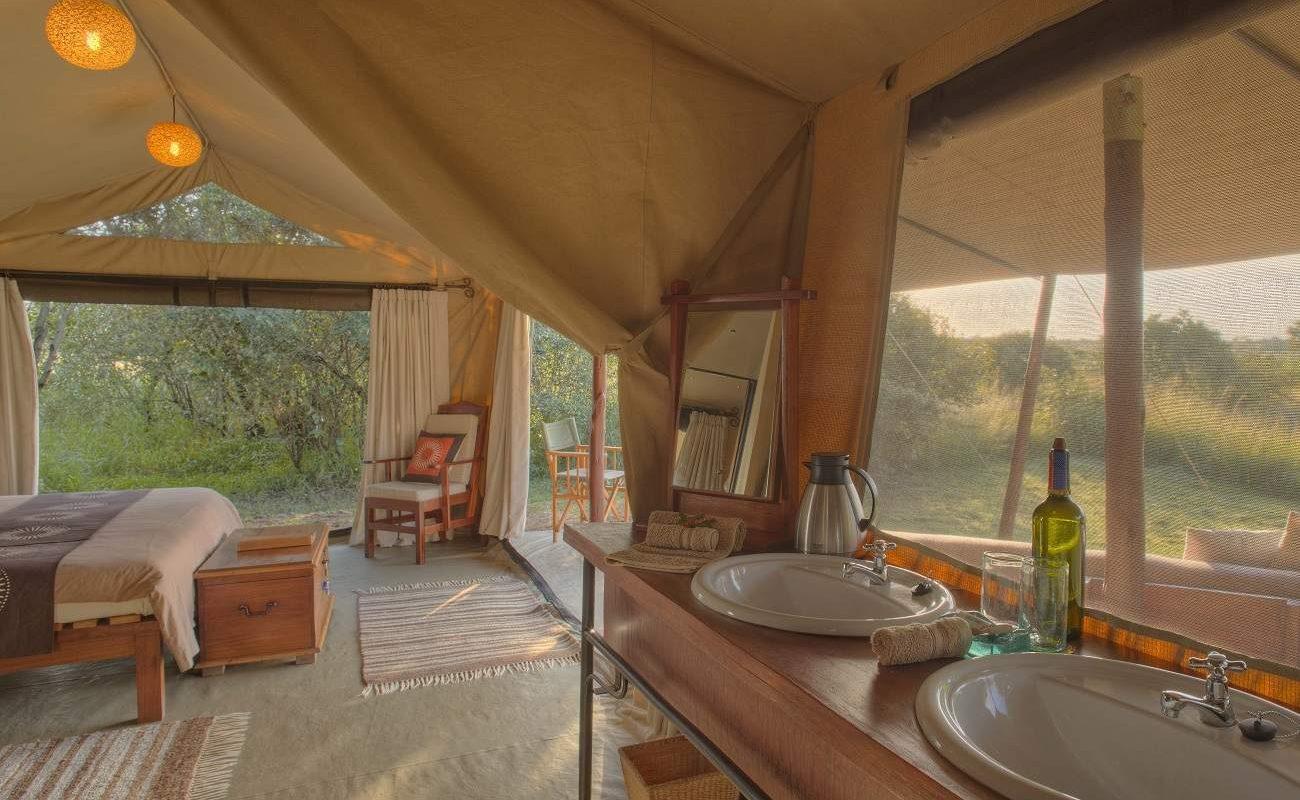 Zelt Encounter Mara