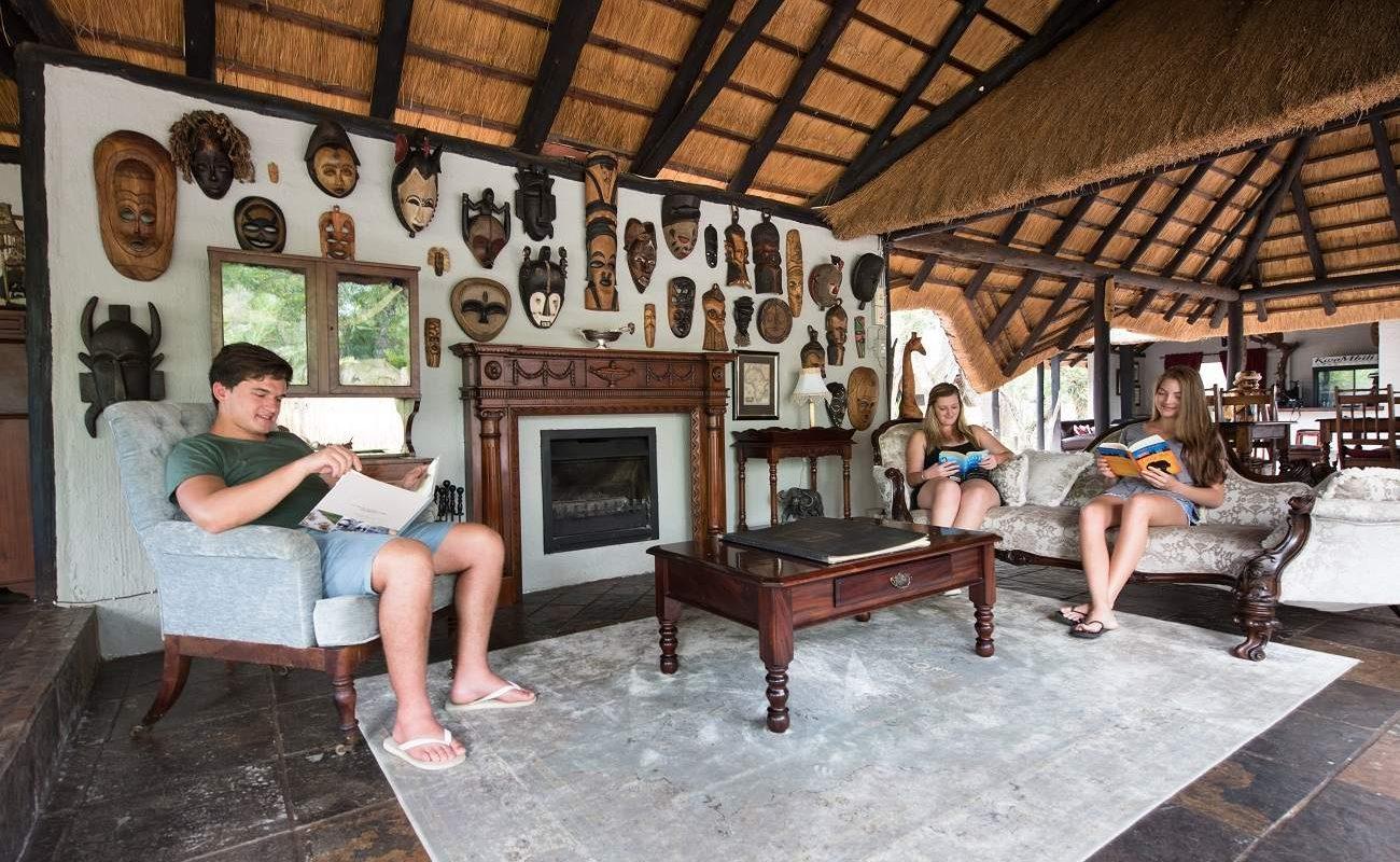 Lounge von KwaMbili