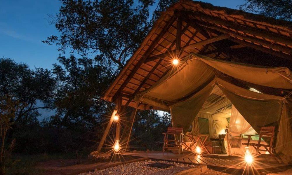 Buchen Sie KwaMbili im Thornybush Game Reserve mit Südafrika Spezialist Genuss Touren