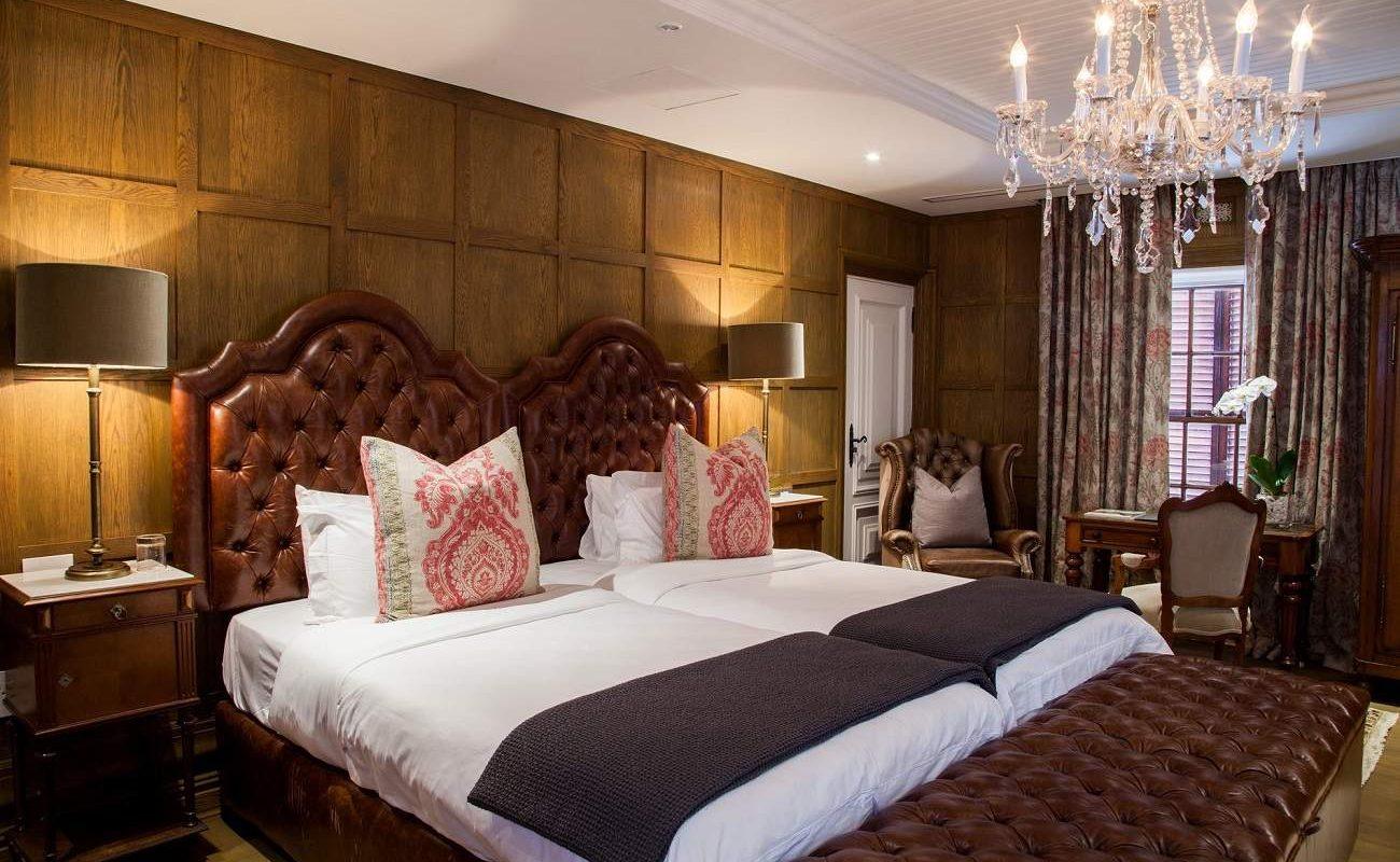 Classic Room im Luxushotel in den Winelands