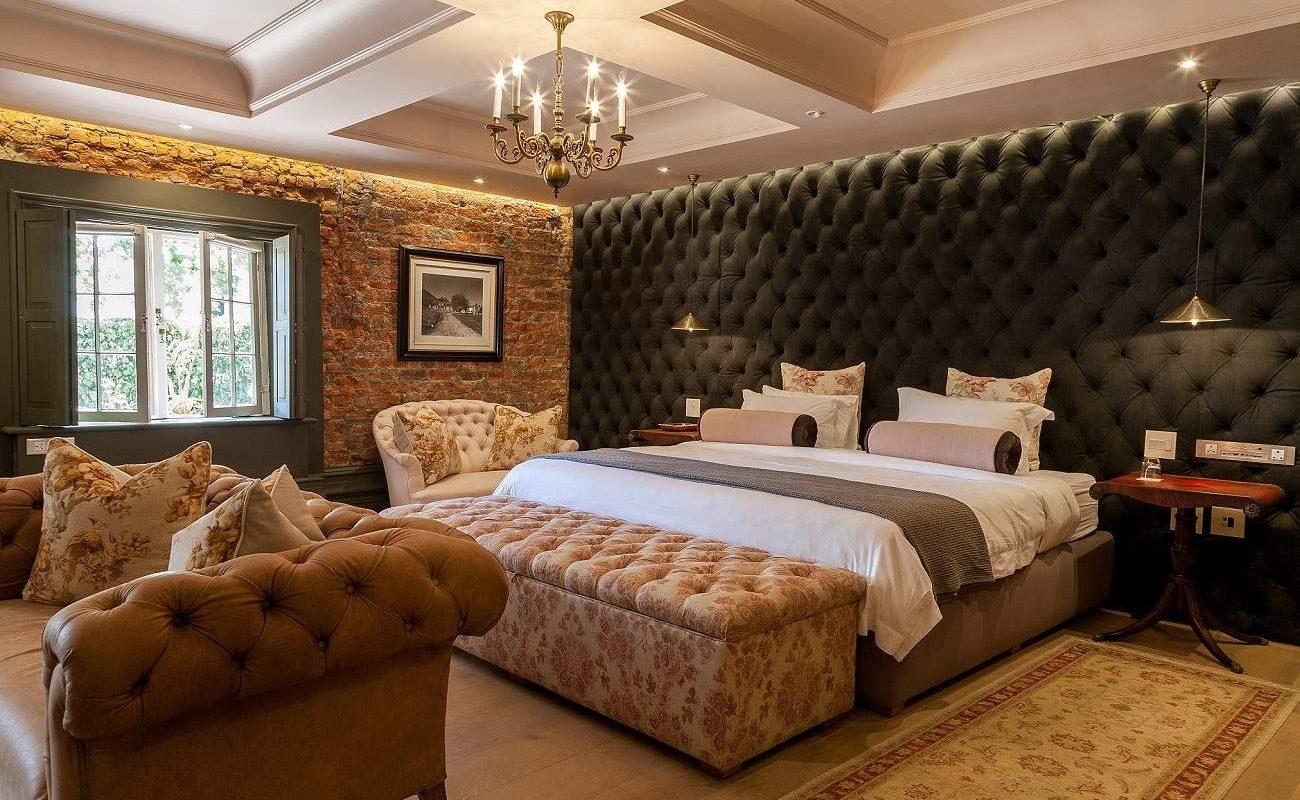 Luxury Zimmer im Lanzerac