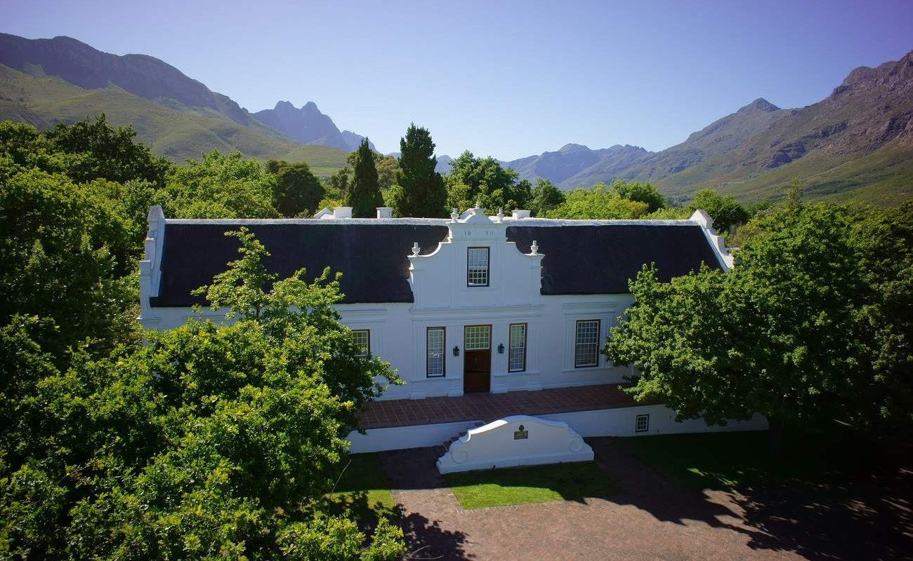 Manor House von The Lanzerac, Stellenbosch
