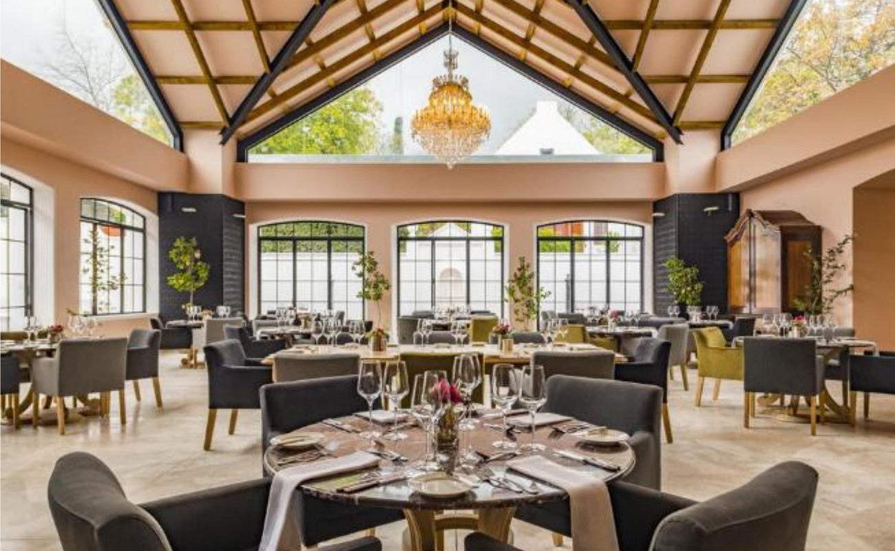 Manor Kitchen im Lanzerac Hotel & Spa