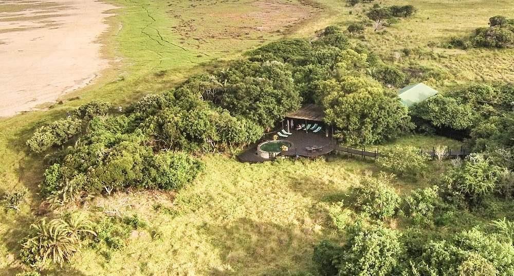 Buchen Sie die Makakatana Bay Lodge mit Ihrem Südafrika Spezialisten Genuss Touren