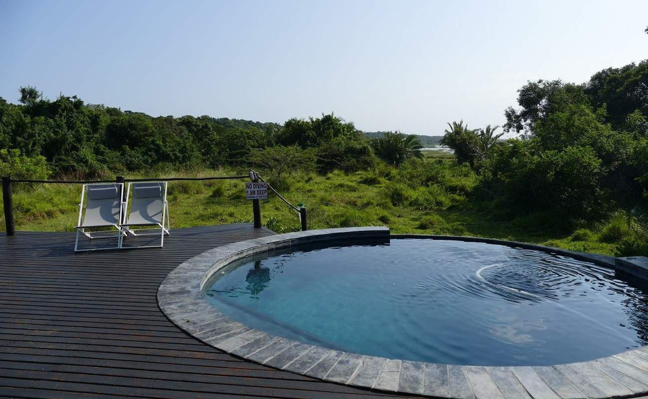 Pool von Makakatana