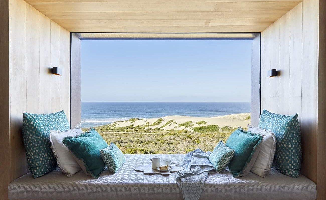 In der Ocean View Suite der luxuriösen Morukuru Lodge