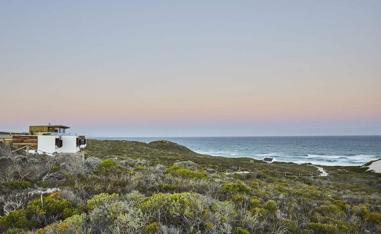 Morukuru Beach Lodge inmitten von Fynbos