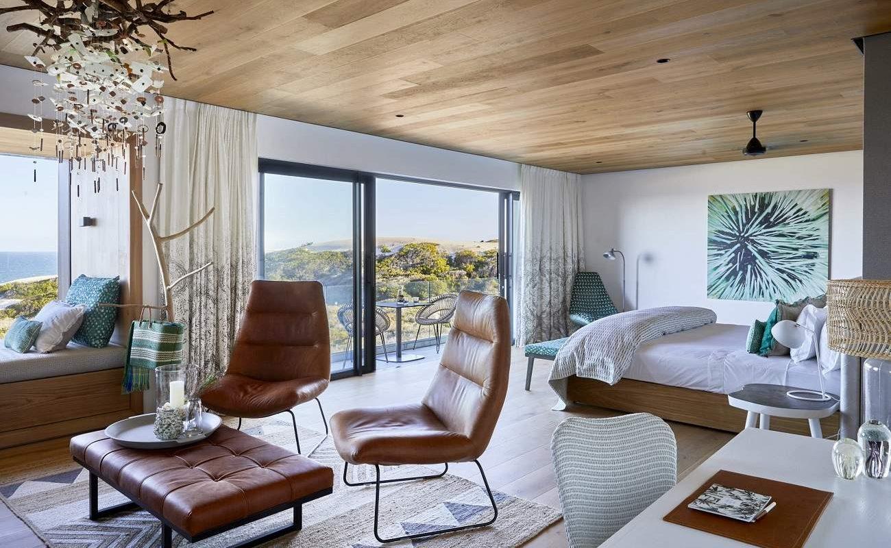 Ocean View Suite der Morukuru Beach Lodge