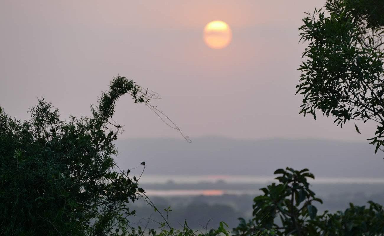 Sonnenaufgang im iSimangaliso