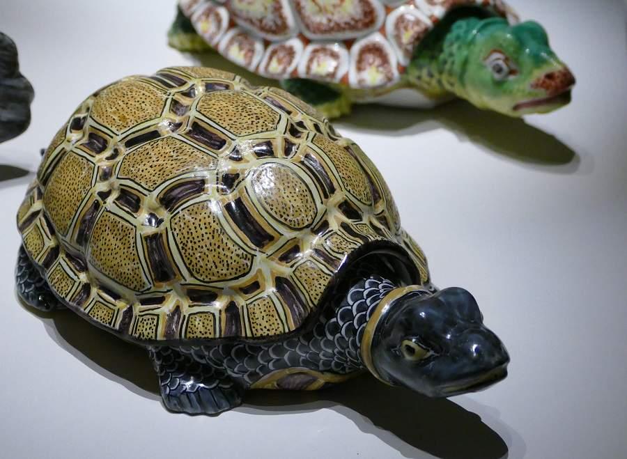 Schildkrötenterrine Bayerisches Nationalmuseum